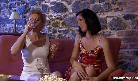 Bruna è venuto a visitare un gentiluomo free film erotico e ha scopata sul tavolo