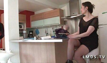 Snello pulcino è venuto in un grande Dildo video erotici amatoriali e Pussyiger Niger