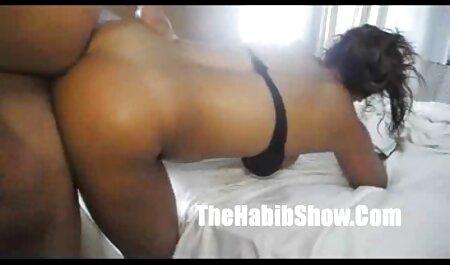 Giovane bruna con video erotici film elastico culo sesso con mandrino a lui in ufficio